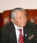 Чимит-Доржу Байырович Ондар, бывший председатель Верховного Совета Тувинской АССР. Фото Чимизы Ламажаа