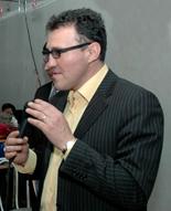 Виктор Тунев, предприниматель. Фото предоставлено газетой Урянхай-Неделя
