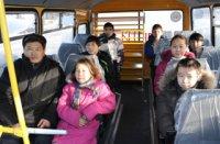Накануне Нового года еще 6 школ в Туве получили новые автобусы