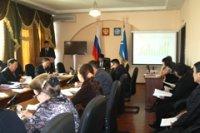 В Туве подвели итоги исполнения программы борьбы с туберкулезом и определили задачи на 2012-2013 годы