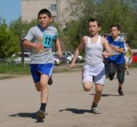 1 мая на стадионе 5-летия Советской Тувы пройдут соревнования по легкой атлетике