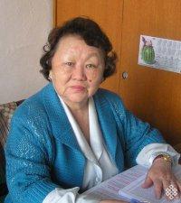 24 сентября в Туве простятся с историком и социологом Светланой Биче-оол