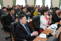 В Туве принят бюджет на 2013 год