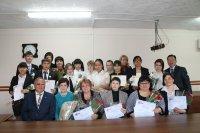11 учащихся лицея № 15 (Кызыл) стали лауреатами открытой конференции в Новосибирске