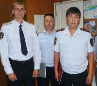Горотдел Кызыла: жители столицы стали активнее помогать полиции