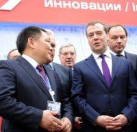 Глава Тувы Шолбан Кара-оол: Сибирь – единый организм (КЭФ-2014)