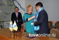 Кызыл и Элиста договорились сотрудничать