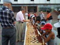 К 100-летию Кызыла пройдет сеанс одновременной игры в шахматы на 100 досках