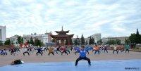 5 июля участники «Бодрого утра» подарят утренний спортивный праздник жителям Левобережных дач
