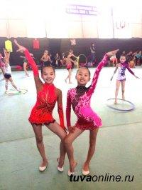 100-летию единения Тувы и России посвящен фестиваль художественной гимнастики в Кызыле