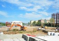 Более 200 человек трудятся на реконструкции Набережной Енисея в Кызыле