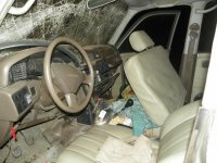 В результате столкновения иномарки с КАМАЗом пострадал 13-летний пассажир