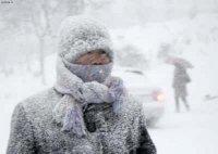 В Туве в декабре ожидаются аномальные морозы