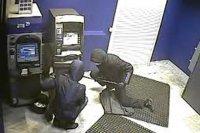В Туве задержаны двое грабителей, пытавшиеся взломать банкоматы