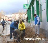 Штаб общегородского субботника в Кызыле: тел 23308