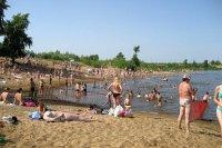В Кызыле готовится к открытию городской пляж в Национальном парке им. Н.Гастелло