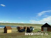 """Кемпинг-база """"Центр Азии"""" приглашает отдохнуть на соленое озеро Дус-Холь (Тува)"""