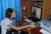 Кызыл: Начинается новый учебный год в муниципальном центре дистанционного обучения для ребят с ограничениями в здоровье
