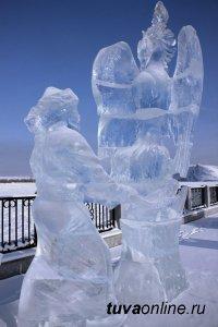 Мастер-класс резьбы по льду для участников Конкурса Ледовых скульптур «Мир Кино» проведет художник Начын Саая