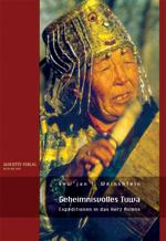 Обложка книги Загадочная Тува, издательство Алоуэте Ферлаг, Германия