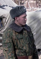 Аян Салчак. Фото предоставлено парламентской комиссией, выезжавшей в Кяхту в феврале 2005 года