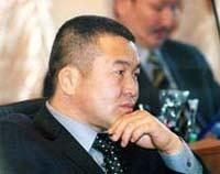 Роман Монгуш, депутат Законодательной палаты Великого Хурала. Фото Виталия Шайфулина