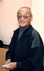Вячеслав Сюрюнович Салчак, первый правозащитник Тувы, журналист.