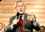 Джордж Буш, американский президент