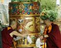 Его Святейшество Далай-лама. Фото с savetibet.ru