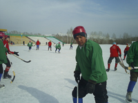 Момент соревнований. Фото предоставлено комитетом по молодежной политике и спорту г. Кызыла