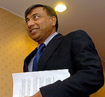 "Лакшми Миттал. Фото с сайта газеты ""Коммерсант"""