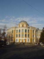 МВД Тувы. Фото сайта городской администрации