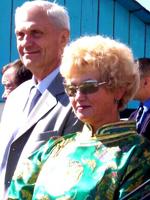 Людмила Нарусова. Фото сайта администрации города