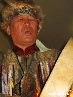 Николай Ооржак, тувинский шаман