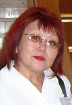 Светлана Орус-оол, доктор филологии, фольклорист. Фото Чимизы Ламажаа