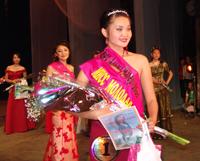Радмила Кужугет, победительница конкурса Мисс Альма Матер-2006. Тува. Фото предоставлено комитетом по молодежной политике и спорту города Кызыла