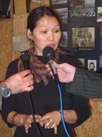 Саяна Монгуш. Фото Александра Папына