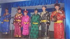 Группа Сарадак, Тува. Фото предоставлено дирекцией фестиваля Кызыл-Москва