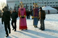 Фото предоставлено газетой Урянхай-Неделя