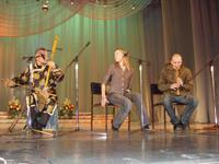 Анатолий Куулар и группа Ва-Та-Га. Фото Чимизы Ламажаа.