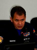 Сергей Шойгу. Фото Валерия Иргита