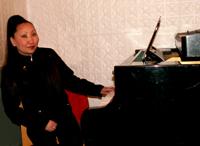 Софья Кара-оол. Фото газеты Урянхай-Неделя