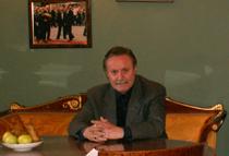 Юрий Соломин. Фото предоставлено газетой Урянхай-Неделя