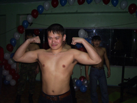 Турнир Суператлет-2006. Фото предоставлено комитетом по молодежной политике и спорту г. Кызыла