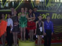 Пары-победители. Фото предоставлено комитетом по молодежной политике города Кызыла