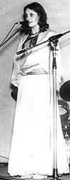 Светлана в Туве. Фото с сайта Светланы Рожковой