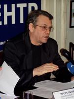 Игорь Яковенко, секретарь Союза журналистов России