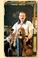 Валерий Елизаров, фото с сайта художника