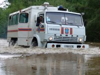 Глава Тувы обратился к жителям республики в связи с паводковой ситуацией
