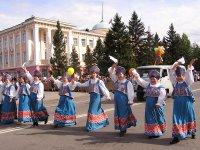 В Туве отмечают День России